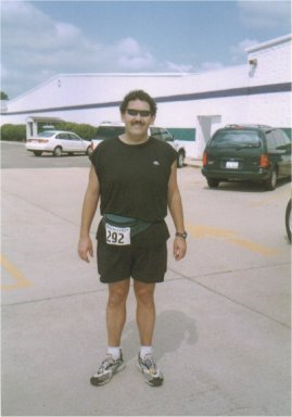Jerry Sullivan at Topelo Marathon 2002