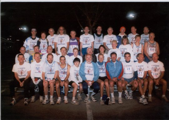 Oscala Marathon Florida Feb 1st, 1998 (Photo by Tom Adair)