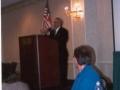 Jose Nebrida, Speaking at the Des Moines Marathon on 10/06/02