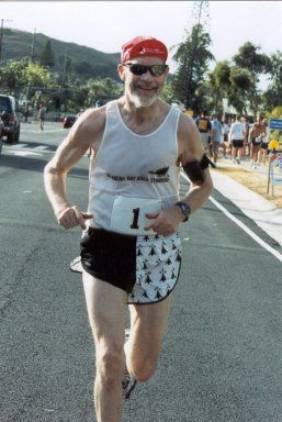 Robert Aby seeded as a number 1 runner for the race.