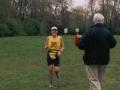 Rita Goddard, Kay McVey friend, finishes her very first marathon!