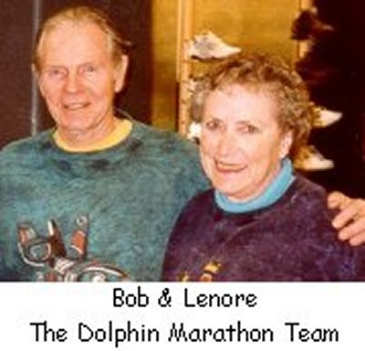 Bob and Lenore Dolphin