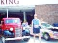 Donnie DeMarco at the Hatfield-McCoy Marathon 06/08/02