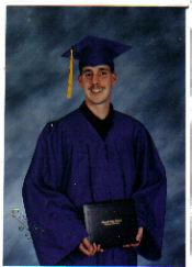 Brenton Floyd the 2006-2007 Scholarship Recipient.