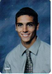 Alexander Taylor the 2006-2007 Scholarship Recipient.