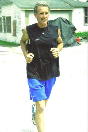 Bob Melcher age 50 of Dallastown, PA ran his 2nd Boston Marathon with a time of 3:28:59.