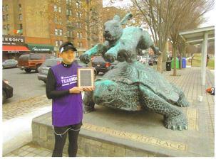 Congratulations to Hideki Kinoshita the 2011 Humanitian award.
