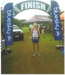 Maddog ran the BlueSky Marathon in Apia, Samoa with the time of 4:51:05. Marathon # 358 ? Country #114.